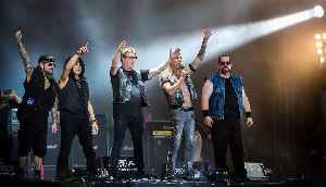Twisted Sister: American rock band