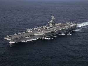 USS Abraham Lincoln (CVN-72): Nimitz-class aircraft carrier in the United States Navy