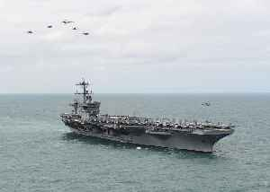 USS Theodore Roosevelt (CVN-71): American aircraft carrier