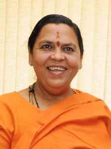 Uma Bharti: Indian politician