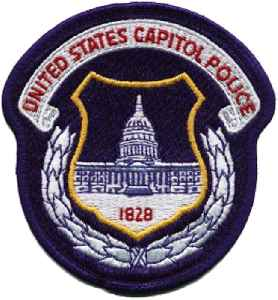 United States Capitol Police: United States federal law enforcement agency charged with protecting the U.S. Congress