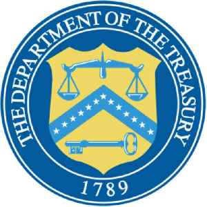 United States Department of the Treasury: United States federal executive department