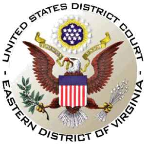 United States District Court for the Eastern District of Virginia: United States district court