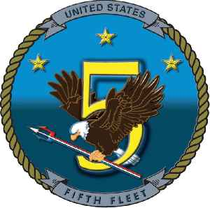 United States Fifth Fleet: Ocean-going component of the United States Navy