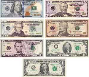 United States dollar: Currency of the United States of America