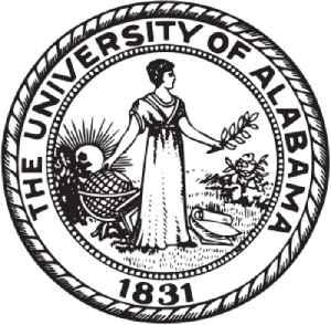 University of Alabama: Public university located in Tuscaloosa, Alabama, United States