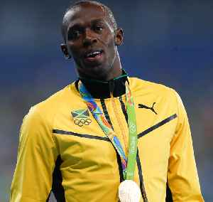 Usain Bolt: Jamaican sprinter and soccer player