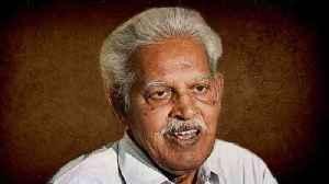Varavara Rao: Indian writer (born 1940)