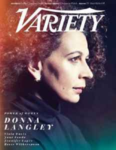 Variety (magazine): American weekly entertainment trade magazine owned by Penske Media Corporation
