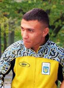 Vasyl Lomachenko: Ukrainian professional boxer