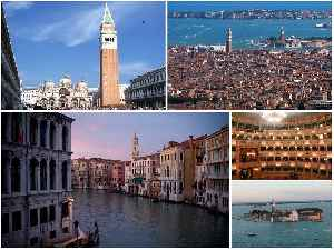 Venice: City in northeastern Italy