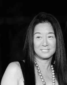 Vera Wang: American fashion designer
