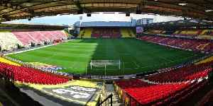 Vicarage Road: Association football stadium in Watford, Hertfordshire, England, home to Watford F.C.