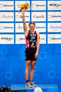 Vicky Holland: English triathlete
