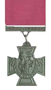 Victoria Cross: Highest military decoration awarded for valour in armed forces of various Commonwealth countries
