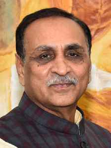 Vijay Rupani: Indian politician