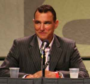 Vinnie Jones: British actor and former professional footballer