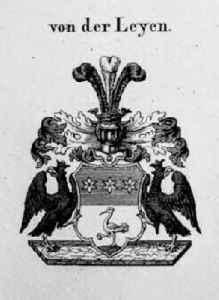 Von der Leyen (family from Krefeld): German noble family