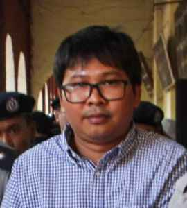 Wa Lone: Burmese journalist