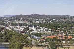 Wagga Wagga: City in New South Wales, Australia
