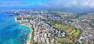 Waikiki: Neighborhood of Honolulu in Hawaii, United States