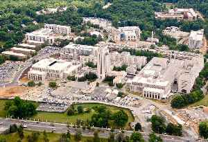 Walter Reed National Military Medical Center: Hospital in Maryland, United States