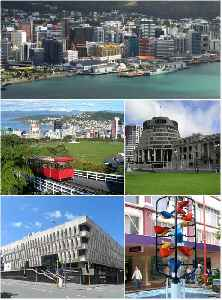 Wellington: Capital of New Zealand