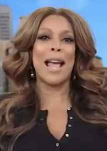 Wendy Williams: American television personality and radio host