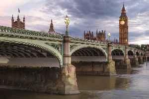 Westminster Bridge: Bridge over the River Thames in London