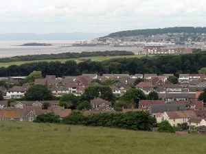 Weston-super-Mare: Human settlement in England