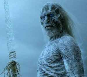 White Walker: Fictional entity in Game of Thrones