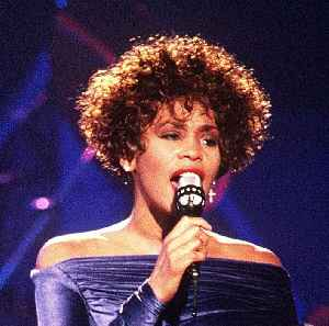 Whitney Houston: American singer, actress, model, and record producer