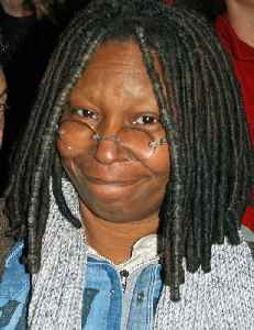 Whoopi Goldberg: American actor, comedian, author, and television personality