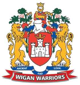 Wigan Warriors: English rugby league club