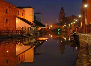Wigan: Town in Greater Manchester, England