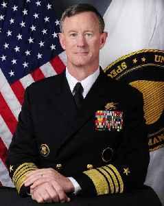 William H. McRaven: United States admiral