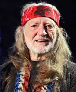 Willie Nelson: American country music singer-songwriter