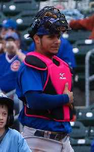 Willson Contreras: Venezuelan professional baseball catcher