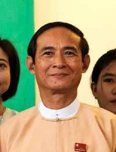 Win Myint (politician): 10th President of Myanmar