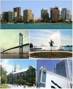 Windsor, Ontario: City in southwestern Ontario, Canada