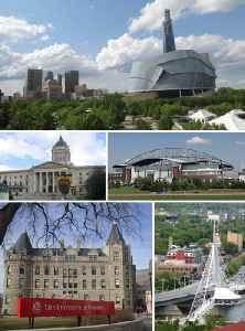 Winnipeg: Provincial capital city in Manitoba, Canada