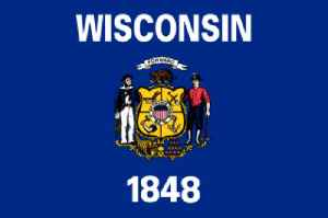 Wisconsin: A north-central state of the United States of America