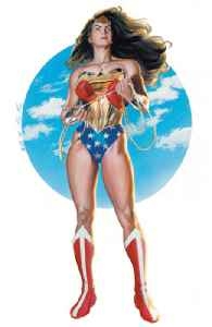 Wonder Woman: Superhero appearing in DC Comics publications and related media