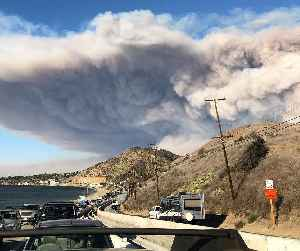 Woolsey Fire: Large 2018 wildfire in southern California