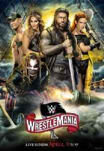 WrestleMania 36: 2020 WWE pay-per-view and WWE Network event