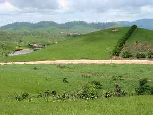 Xiangkhoang Plateau: Natural region in Laos