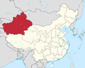 Xinjiang: Autonomous region of China