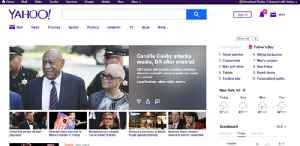 Yahoo!: Internet services provider