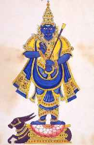 Yama (Hinduism): Lord of death in Hindu Religion