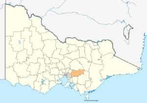 Yarra Ranges Shire: Local government area in Victoria, Australia